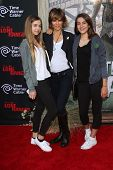 Lisa Rinna, Delilah Belle Hamlin and Amelia Gray Hamlin at