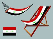 Syria Hammock And Deck Chair