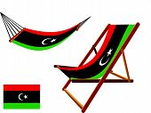 Liberia Hammock And Deck Chair Set