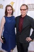 Danny Elfman and guest at the 39th Annual Saturn Awards, The Castaway, Burbank, CA 06-26-13