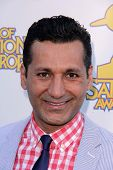 Cas Anvar at the 39th Annual Saturn Awards, The Castaway, Burbank, CA 06-26-13