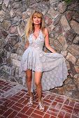 Laurene Landon at the 39th Annual Saturn Awards, The Castaway, Burbank, CA 06-26-13