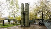 Russian Military Rocket Launcher