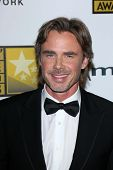 Sam Trammell at the 3rd Annual Critics' Choice Television Awards, Beverly Hilton Hotel, Beverly Hill