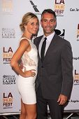 Jay Harrington, Monica Richards at