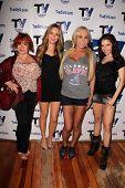 Kitten Natividad, Jessica Kinni, Mary Carey and Erika Jordan at
