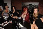 Mary Carey, Erika Jordan, Kitten Natividad, Jessica Kinni at