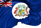 British Mauritius Colonial Flag (1906-1923)