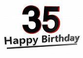 A Big Happy Birthday