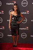Gabby Douglas at The 2013 ESPY Awards, Nokia Theatre L.A. Live, Los Angeles, CA 07-17-13