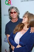 Eric Roberts and Eliza Roberts at the