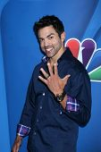 Eddie Judge at the NBC Press Tour, Beverly Hilton, Beverly Hills, CA 07-27-13
