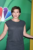 Justina Machado at the NBC Press Tour, Beverly Hilton, Beverly Hills, CA 07-27-13