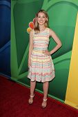 Ella Rae Peck at the NBC Press Tour, Beverly Hilton, Beverly Hills, CA 07-27-13