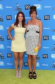 Nikki Deloach and Jillian Rose Reed at DoSomething.org And VH1's 2013 Do Something Awards, Avalon, Hollywood, CA 07-31-13