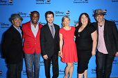 Luis Antonio Ramos, Isiah Whitlock Jr., Matt Long, Anastasia Phillips, Lorraine Bruce and Jason Rich
