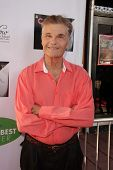 Fred Willard at L.A.'s Feline Rescue Center's