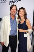 Kevin Sorbo and Sam Jenkins at the