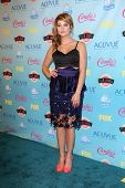 Ashley Benson at the 2013 Teen Choice Awards Press Room, Gibson Amphitheatre, Universal City, CA 08-11-13