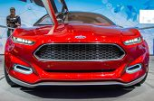 Ford Evos At 82Nd Geneva Motor Show 34