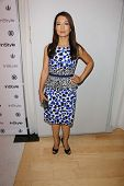 Ming-Na Wen at the 12th Annual InStyle Summer Soiree, Mondrian, West Hollywood, CA 08-14-13