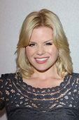 Megan Hilty at the 12th Annual InStyle Summer Soiree, Mondrian, West Hollywood, CA 08-14-13