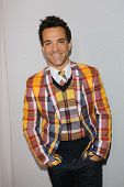 George Kotsiopoulos at the 12th Annual InStyle Summer Soiree, Mondrian, West Hollywood, CA 08-14-13
