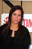 Pamela Adlon at the CBS, Showtime, CW 2013 TCA Summer Stars Party, Beverly Hilton Hotel, Beverly Hil