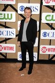 Michael Sheen at the CBS, Showtime, CW 2013 TCA Summer Stars Party, Beverly Hilton Hotel, Beverly Hi