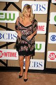 Jennifer Coolidge at the CBS, Showtime, CW 2013 TCA Summer Stars Party, Beverly Hilton Hotel, Beverly Hills, CA 07-29-13
