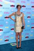 Maia Mitchell at the 2013 Teen Choice Awards Arrivals, Gibson Amphitheatre, Universal City, CA 08-11