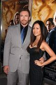 Kevin Durand, Sandra Cho at the