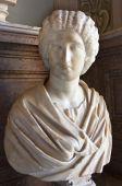 Постер, плакат: Статуя Римской Womanr Капитолийский Музей Рим Италия