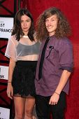 Rachael Finley and Blake Anderson at the Comedy Central Roast Of James Franco, Culver Studios, Culve
