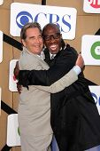 Beau Bridges, J.B. Smoove at the CBS, Showtime, CW 2013 TCA Summer Stars Party, Beverly Hilton Hotel, Beverly Hills, CA 07-29-13