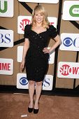 Melissa Rauch at the CBS, Showtime, CW 2013 TCA Summer Stars Party, Beverly Hilton Hotel, Beverly Hills, CA 07-29-13