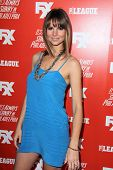 Jill Latiano at the FXX Network Launch Party and