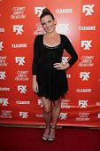 June Raphael at the FXX Network Launch Party and