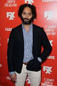 Jason Mantzoukas at the FXX Network Launch Party and