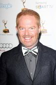 Jesse Tyler Ferguson at the 65th Annual Emmy Awards Performers Nominee Reception, Pacific Design Cen