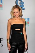 Maria Bello at the Joyful Heart Foundation celebrates the No More PSA Launch, Milk Studios, Los Ange