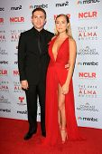 Daryl Sabara and Alexa Vega at the 2013 NCLR ALMA Awards Press Room, Pasadena Civic Auditorium, Pasa