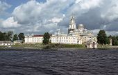 Monastery Nilov