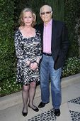 Norman Lear and wife Lyn Lear at The Rape Foundation's Annual Brunch, Private Location, Beverly Hills, CA 09-29-13