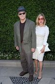 Albert Brooks and Kimberly Brooks at The Rape Foundation's Annual Brunch, Private Location, Beverly Hills, CA 09-29-13