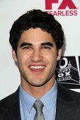 Darren Criss at the