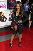 Christina Milian at the