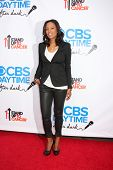 Aisha Tyler at the CBS Daytime After Dark Event, Comedy Store, West Hollywood, CA 10-08-13