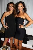Patricia Kara and Sofia Milos at the Philhellenes Gala, Skybar, West Hollywood, CA 10-09-13