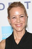 Maria Bello at Hugh Jackman